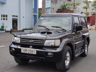 Bán Hyundai Galloper năm sản xuất 2003, màu đen, nhập khẩu Hàn Quốc