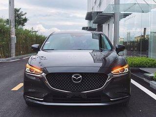 [Bình Dương] bán Mazda 6 2.0L Premium năm 2020, giảm giá 40tr tiền mặt, tặng 1 năm bảo hiểm vật chất, đủ màu, giao ngay