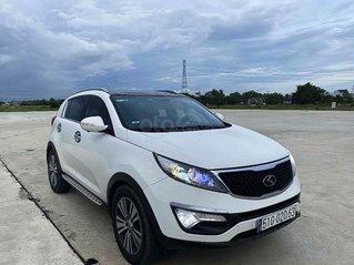 Bán xe Kia Sportage đời 2015, màu trắng số tự động