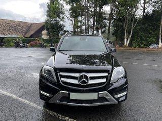 Bán Mercedes GLK 250 AMG sản xuất 2015 màu đen nội thất đen, chủ xe giữ gìn và ít sử dụng