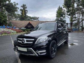 Bán Mercedes GLK250 AMG SX 2015 màu đen, nội thất đen chạy ít và bảo dưỡng định kỳ