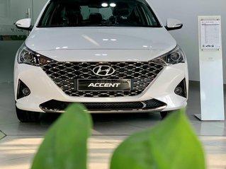 Hyundai Accent 2021 giá tốt tặng gói phụ kiện chính hãng, voucher 5 triệu, hỗ trợ nợ xấu 85%, xe sẵn giao xe tận nhà