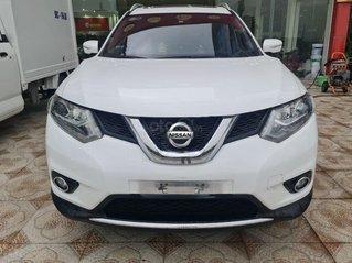 Xe Nissan X trail 2.0 SL premium đời 2017, màu trắng, nhập khẩu như mới