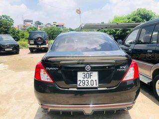 Cần bán lại xe Nissan Sunny XV Premium sản xuất 2018, màu đen, 405tr