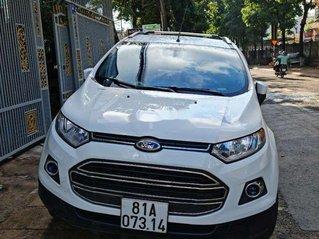Bán Ford EcoSport 2015, màu trắng, nhập khẩu còn mới