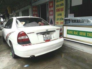 Xe Daewoo Nubira đời 2002, màu trắng, xe nhập chính chủ