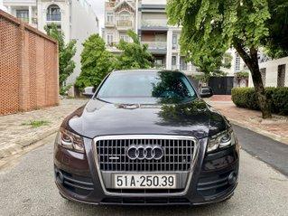 Xe Audi Q5 sản xuất 2011, giá ưu đãi, xe còn mới, trang bị nhiều option, không đâm đụng, ngập nước