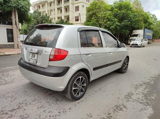 Bán ô tô Hyundai Getz năm 2009, màu bạc xe gia đình, 169 triệu