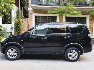 Cần bán lại xe Mitsubishi Zinger GLS 2.4 MT đời 2008, màu đen