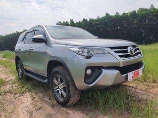 Cần bán xe Toyota Fortuner sản xuất 2018, màu bạc, xe nhập
