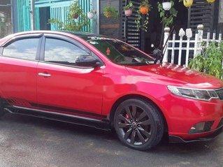 Cần bán lại xe Kia Forte năm 2011, màu đỏ, nhập khẩu chính chủ, 300tr