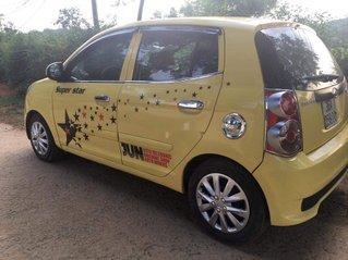 Cần bán Kia Morning năm 2009, màu vàng