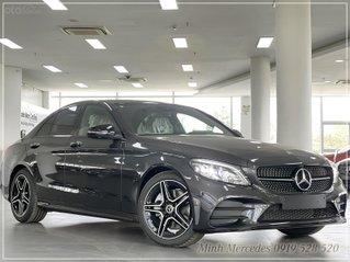 Tậu ngay Mercedes C300 AMG đời 2021 đẳng cấp chỉ với 8tr mỗi tháng, liên hệ ngay