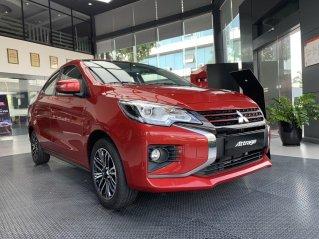 Bán ô tô Mitsubishi Attrage năm sản xuất 2021, màu đỏ