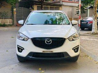Bán Mazda CX 5 sản xuất 2015, màu trắng, giá chỉ 605 triệu