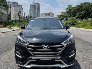 Bán Hyundai Tucson sản xuất 2017, màu đen như mới