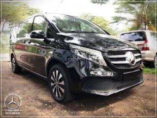 Mercedes-Benz V250 Luxury model 2021, xe gia đình 7 chỗ siêu rộng