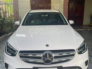 Bán ô tô Mercedes GLC 200 năm sản xuất 2019, màu trắng chính chủ
