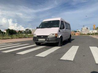 Gả Mobihome Ford Transit năm sản xuất 2002, màu trắng