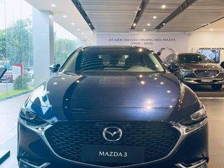 New Mazda 3 2021 ưu đãi lớn, giảm tiền mặt+ Tặng BHVC, hỗ trợ bank+ phụ kiện chính hãng