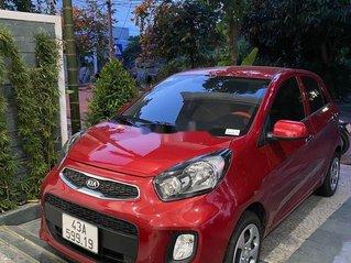 Cần bán lại xe Kia Morning sản xuất 2021, màu đỏ, xe nhập, giá tốt