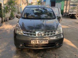 Cần bán Nissan Livina năm sản xuất 2012, màu xám, 210tr