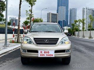 Cần bán gấp Lexus GX sản xuất 2006, màu bạc giá cạnh tranh