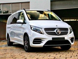 Mercedes-Benz V250 AMG model 2021 - Xe Limousine 6 chỗ nhập khẩu - liên hệ trực tiếp để đặt xe