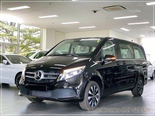 Mercedes-Benz V250 Luxury - xe gia đình 7 chỗ đầu bảng - giao ngay - hỗ trợ bank 80%