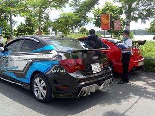 Bán xe Daewoo Lacetti sản xuất 2010, màu đen, xe nhập, giá tốt
