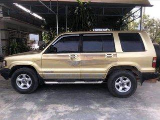 Cần bán Isuzu Trooper đời 1996, màu vàng, xe nhập chính chủ, giá tốt