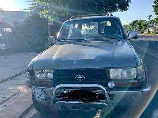 Bán Toyota Land Cruiser năm sản xuất 1994, màu xám, xe nhập