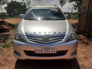 Cần bán Toyota Innova năm sản xuất 2007, màu bạc xe gia đình, 205tr