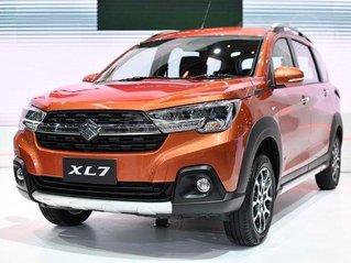 Bán Suzuki XL7 2021 ưu đãi mới tại Bình Dương - khuyến mãi lên đến 20 triệu trong tháng 6/2021
