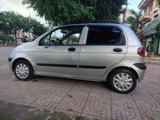 Cần bán Daewoo Matiz SE 2008, màu bạc giá cạnh tranh