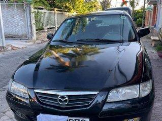 Bán xe Mazda 626 đời 2002, màu đen, nhập khẩu