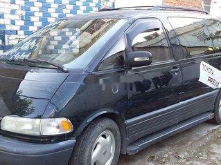 Cần bán Toyota Previa năm sản xuất 1991, màu đen, nhập khẩu nguyên chiếc số tự động