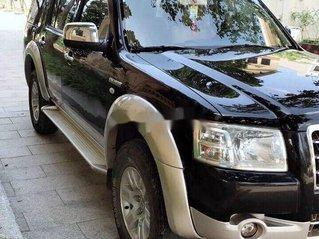Cần bán Ford Everest đời 2008, màu đen, nhập khẩu, giá chỉ 272 triệu