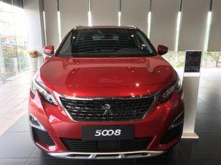 [Peugeot Tiền Giang] Bán Peugeot 5008 2021. Cam kết giá tốt nhất miền Tây + bộ phụ kiện hấp dẫn, xe đủ màu giao ngay