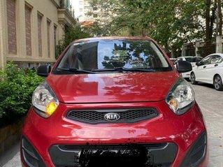 Bán Kia Morning năm 2013, màu đỏ, xe nhập