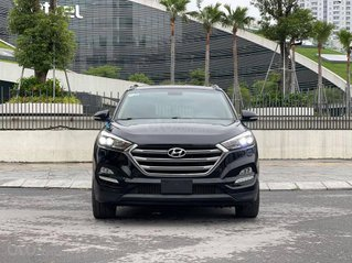 Bán ô tô Hyundai Tucson phiên bản 2.0 dầu đặc biệt 2018, màu đen