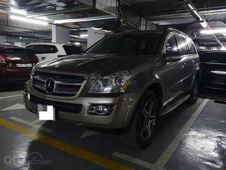 Cần bán xe Mercedes GL450 sản xuất 2007, xe nhập còn mới, giá chỉ 630 triệu