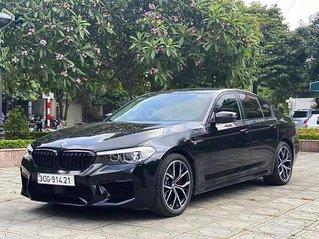 Bán xe BMW 520i đời 2019, màu đen, nhập khẩu còn mới