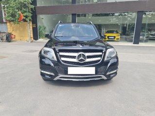 Bán Mercedes GLK 250 sx 2014, đăng ký 2015, màu đen rất mới, nội ngoại thất nguyên bản 100%