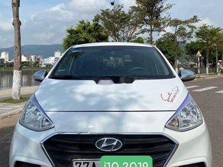 Cần bán xe Hyundai Grand i10 đời 2019, màu trắng
