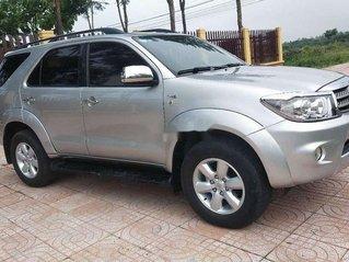 Bán Toyota Fortuner đời 2009, màu bạc còn mới