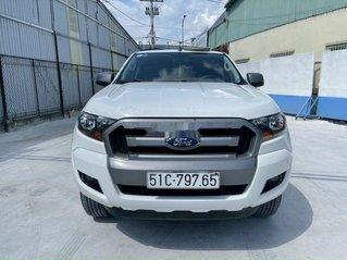 Cần bán xe Ford Ranger XLS đời 2016, màu trắng số sàn