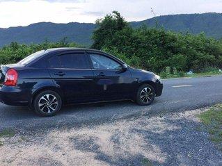 Cần bán lại xe Hyundai Verna đời 2008, màu đen chính chủ, giá tốt