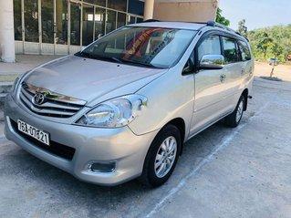 Bán Toyota Innova đời 2007, màu bạc, nhập khẩu nguyên chiếc chính chủ, 254 triệu