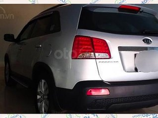 Bán ô tô Kia Sorento Limited 2.4 AT 4WD 2009, màu bạc, nhập khẩu